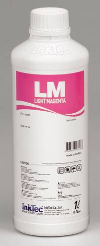 Light Magenta Dye Sub Ink