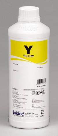 Yellow Dye Sub Ink