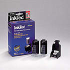 Matching InkTec refill kit for - No 336 / 337 / 338 Black inkjet Cartridges