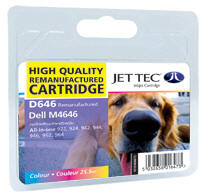 Dell M4646 Colour Ink Cartridge