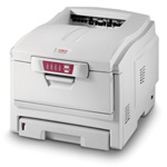 C5100, OKI C5200, OKI C5300, OKI C5400 series colour laser printer