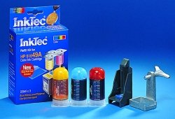 Inktec Refill Kit for HP 51649A - No49